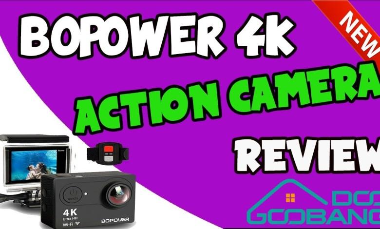 4K ACTION CAMERA  - UNDER £50!!!!!!!