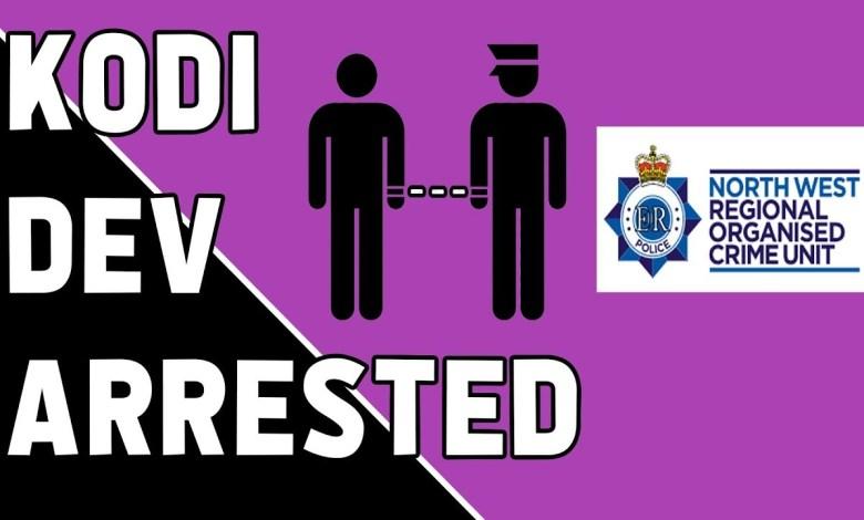BIG KODI NEWS - UK DEVELOPER ARRESTED - ADDONS SHUTDOWN!