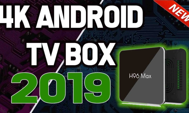 H96 MAX REVIEW - 4K ANDROID TV BOX UNDER £50 (2019)