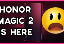 HONOR MAGIC 2 IS HERE - NO NOTCH???