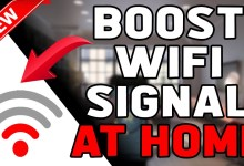 HOW TO BOOST WIFI SIGNAL AROUND THE HOME 2021