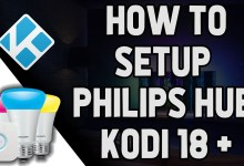 How to setup Philips Hue Lights on Kodi 18 (UPDATED)