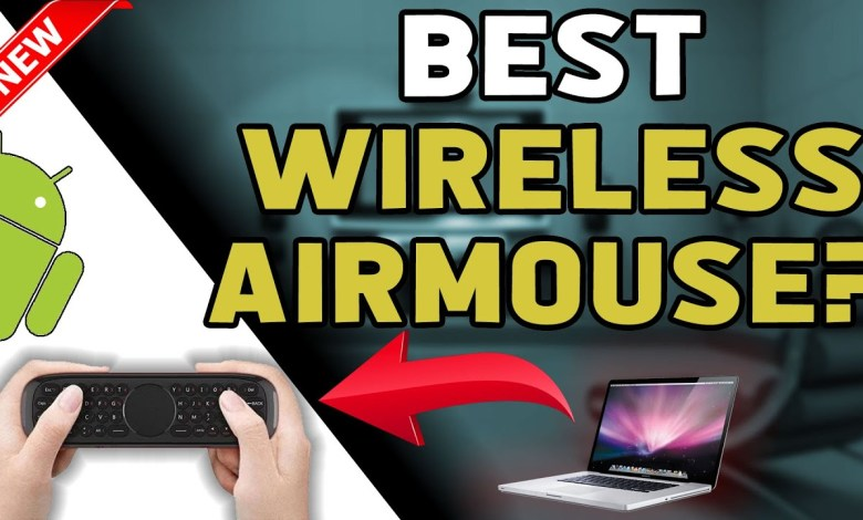 Is this REALLY the BEST WIRELESS AIR MOUSE 2020?? (WeChip W2 REVIEW)