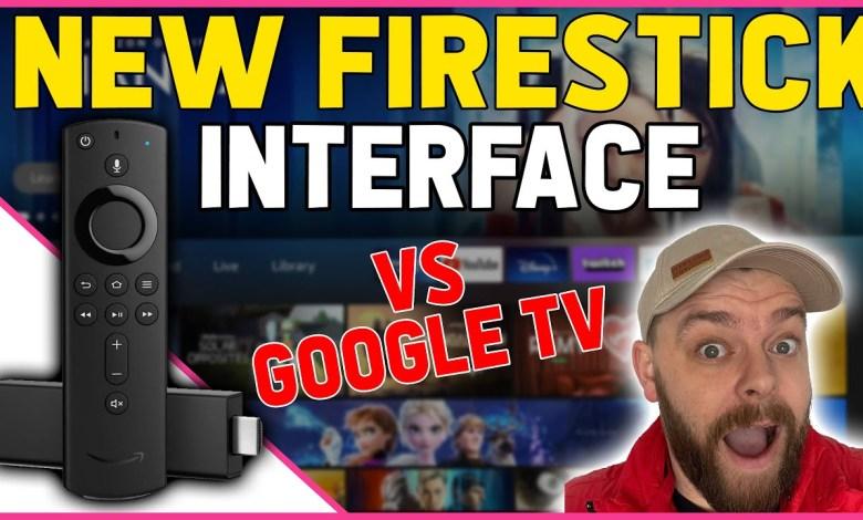 NEW Amazon Firestick 4K Interface 🔥 Better than Google TV???