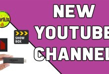 NEW YOUTUBE CHANNEL FOR STREAMING APPS..........