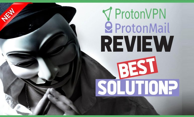 ProtonVPN + ProtonMail Review 2021 📵 You should try this......