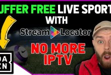 STOP USING IPTV FOR SPORTS ⛔ Watch events BUFFER FREE on DAZN with StreamLocator 🔥