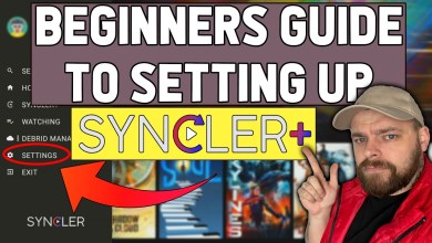 Syncler | A Beginners guide to setting up Syncler App.