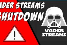 Vader Streams not working?? ⚠️ Here is why.........