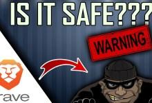 WARNING -  Is Brave Browser Safe??? (BIG NEWS)