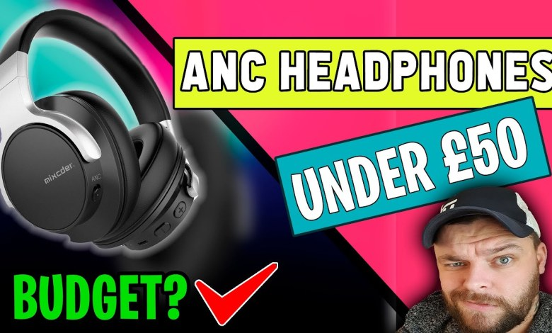WOW - Check out these BUDGET Wireless Headphones!