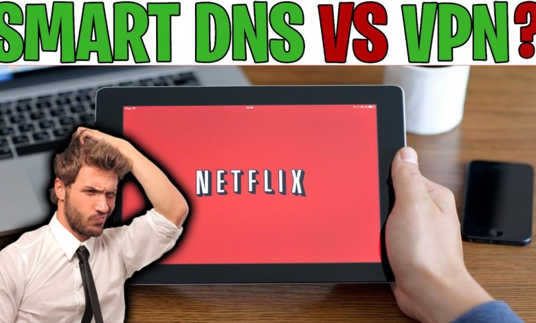 Why use SMART DNS over a VPN? | KeepSolid Smart DNS unblocks Netflix....