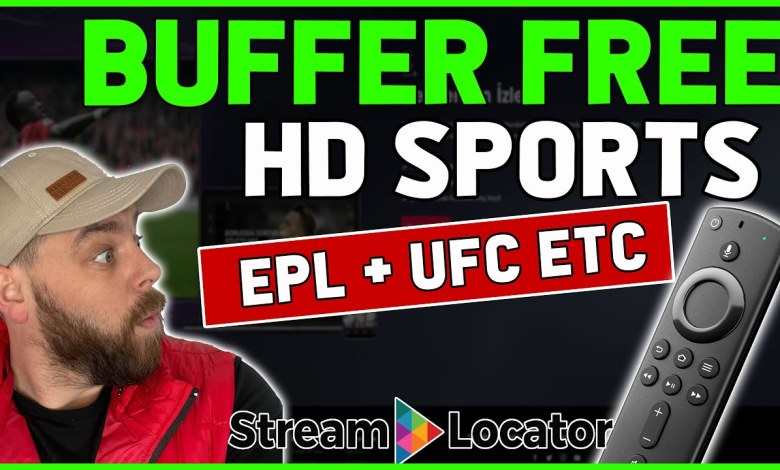 SSPORTS 🔥 Watch BUFFER FREE Live Sports in HD (BETTER THAN IPTV!!!!)