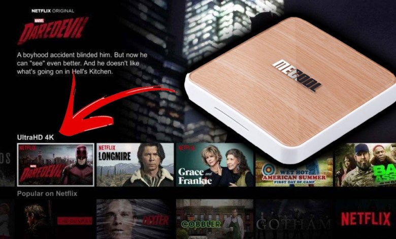 How to get Netflix 4K on Mecool KM6