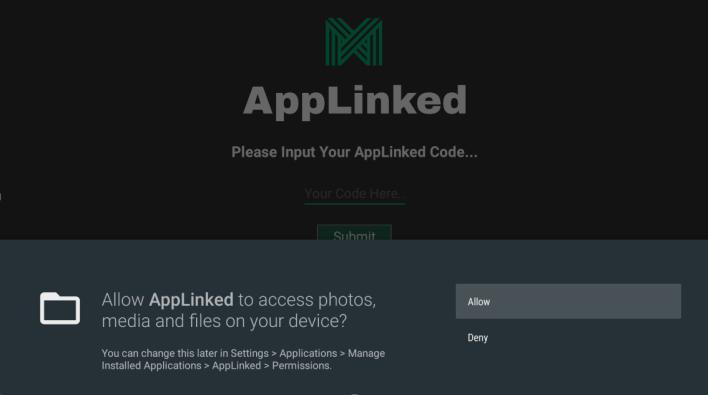 Applinked install guide
