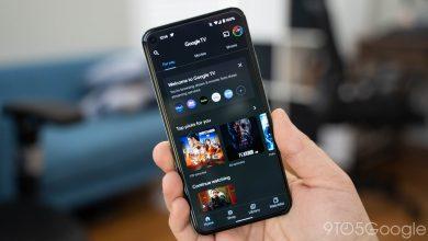 Google TV Remote app