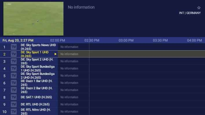 Best IPTV for European Channels 2021