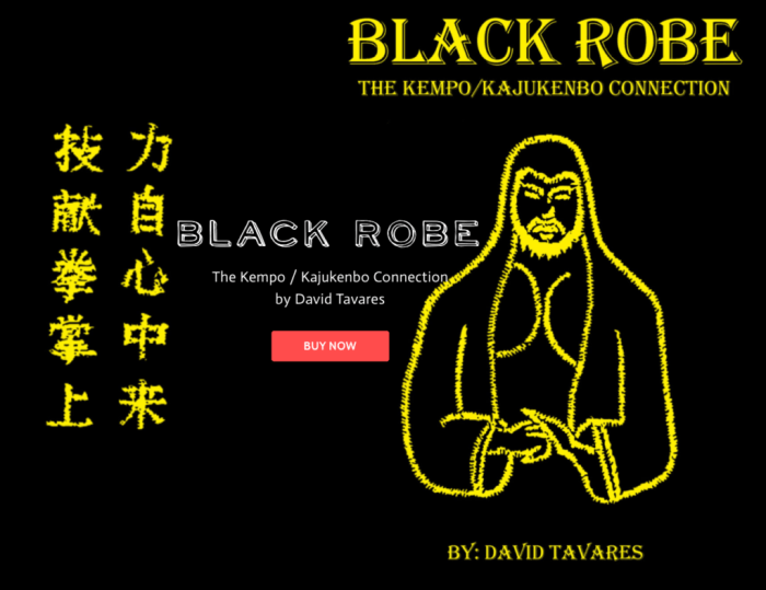 Black Robe book