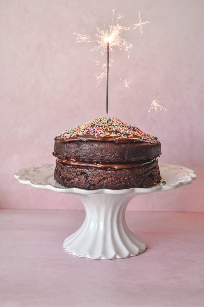 Chocolate Birthday Cake And 30 Things I Now Know