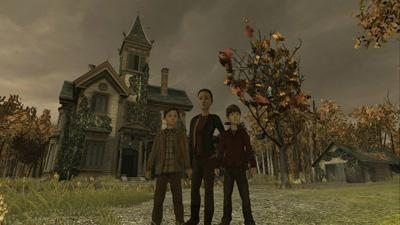 grace-family-spiderwick-videogame