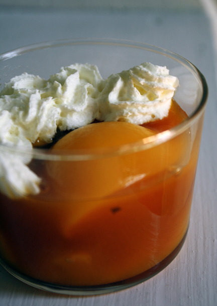 crème d'amardine
