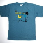 T-shirt collector homme Manapany Surf Festival 2012