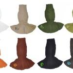 Les couleurs de la robe Eny