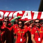 Team SCUDERIA ZONE ROUGE - L'effet Panigale - 24 heures - Le Mans - Moto - 2012