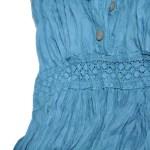 Robe Annie Bleu