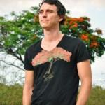 T-shirt homme - Arbre Flamboyant - L'effet Péi Réunion