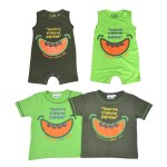 Sourire Tranche Papaye - Tee-shirts et Babygros