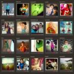 Les participants au concours photos L'effet Péi sur Instagram