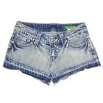 Short en jeans - Femme