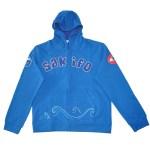 Sweatshirt bleu Sakifo 2013