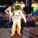 Le voisin astronaute
