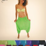 Sarouel & Bikini tressé L'effet Péi