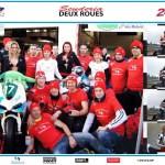 La Team Scuderia Deux Roues au Bol d'Or 2013 - Circuit de Magny-Cours