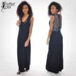 Robe longue Divine - Collection Marg'Aztek