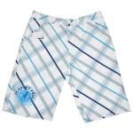 Short de bain Boris - Bleu à carreaux