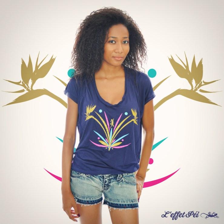 T-shirt Bétina - 100% Modal