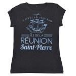 T-shirt femme Saint-Pierre