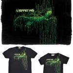 T-shirt Matriss - L'effet Péi - Adulte & Enfant