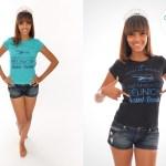 Vanessa Robert - Miss Réunion Nord 2015 - T-shirt femme Collection Ville - Saint-Denis