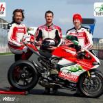 L'effet Péi au 24h Moto avec la Scudéria WANTS Ducati Luxembourg