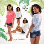 Top femme fleurie - Darmon - Mode in Réunion
