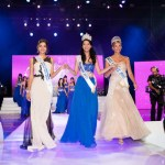 Anne-Gaëlle Laterriere 1ère Dauphine de Miss Réunion 2014, Azuima Issa Miss Réunion 2015 et Camille Cerf Miss France 2015 - Photo 7 magazine Réunion