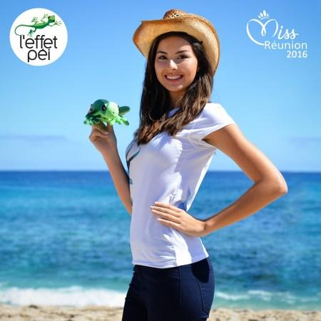 Ambre Nguyen Miss Réunion 2016