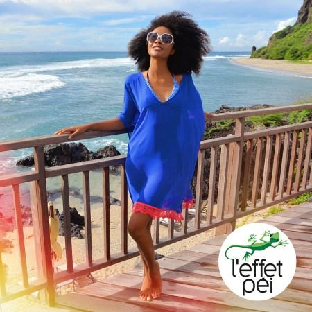 Tunique femme Taglia Dentelles - Boucan Canot - île de la Réunion