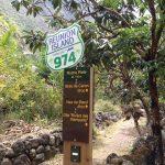 Sentier Péi - Village de Roche Plate - île de la Réunion