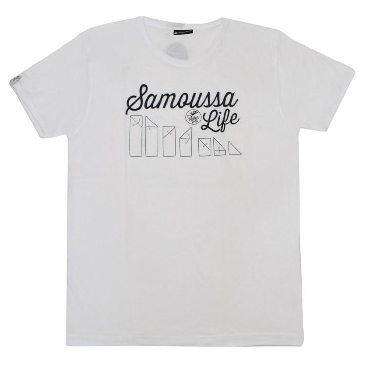 T-shirt Samoussa Life